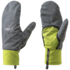 OR Overdrive Convertible Gloves charcoal heather/lemongrass
