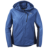 OR Women's Helium Hybrid Hooded Jacket lapis/naval blue