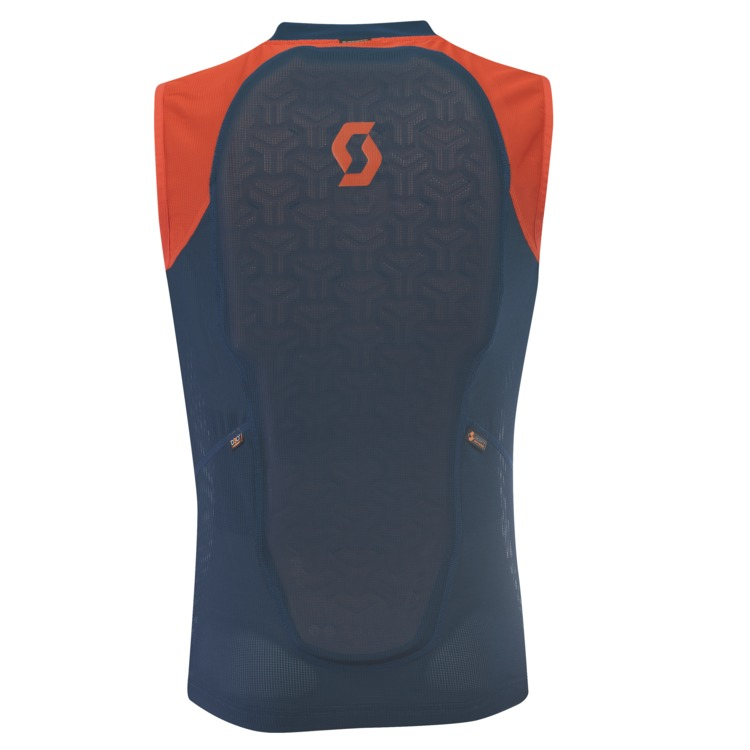 SCOTT Men's Actifit Plus Light Vest Protector