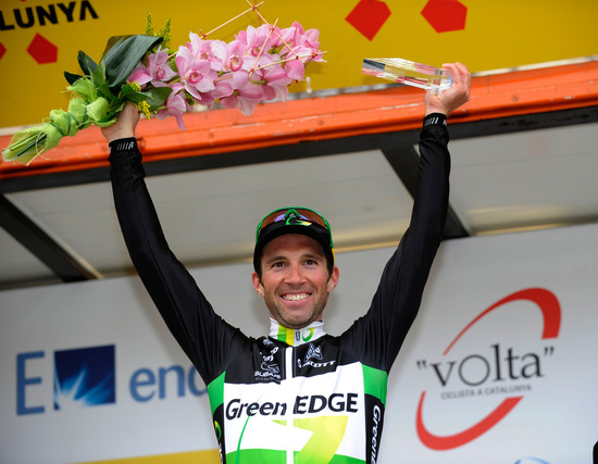 Albasini wins the second stage of Catalunya Tour