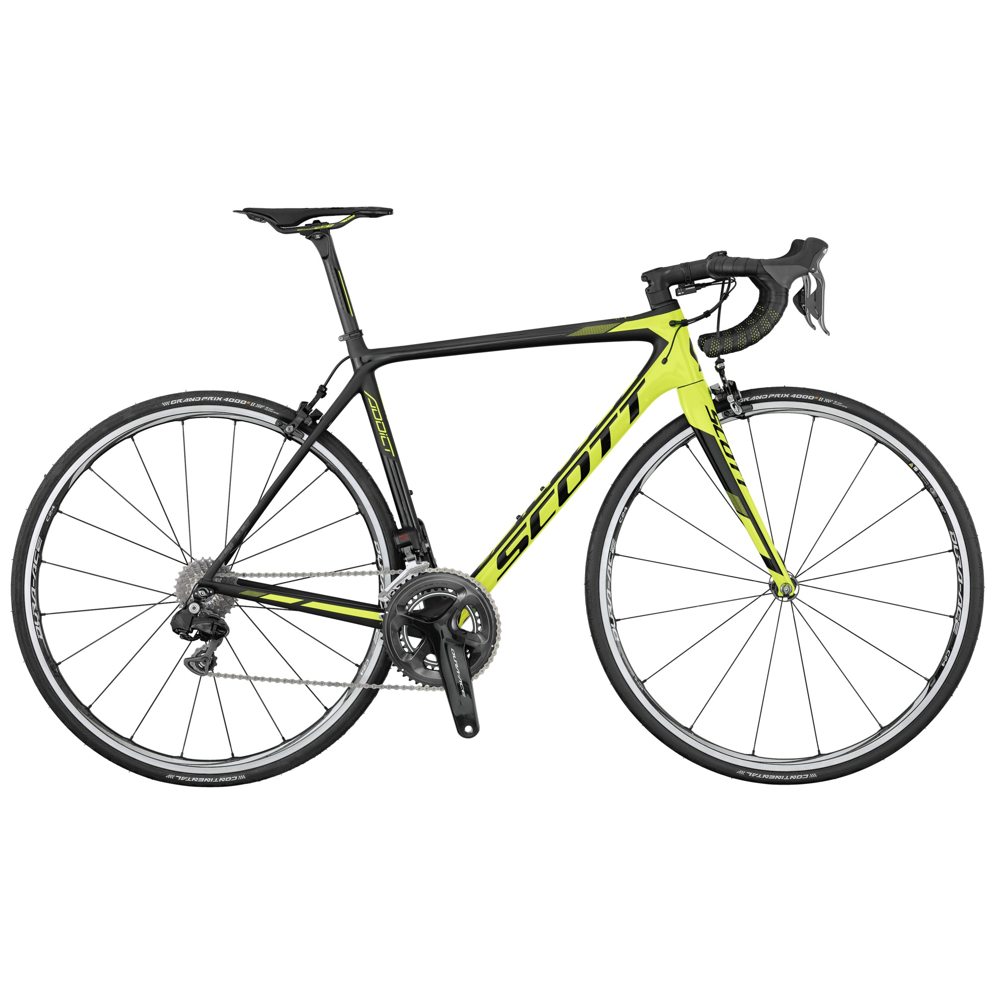 SCOTT Addict RC Di2 Bike