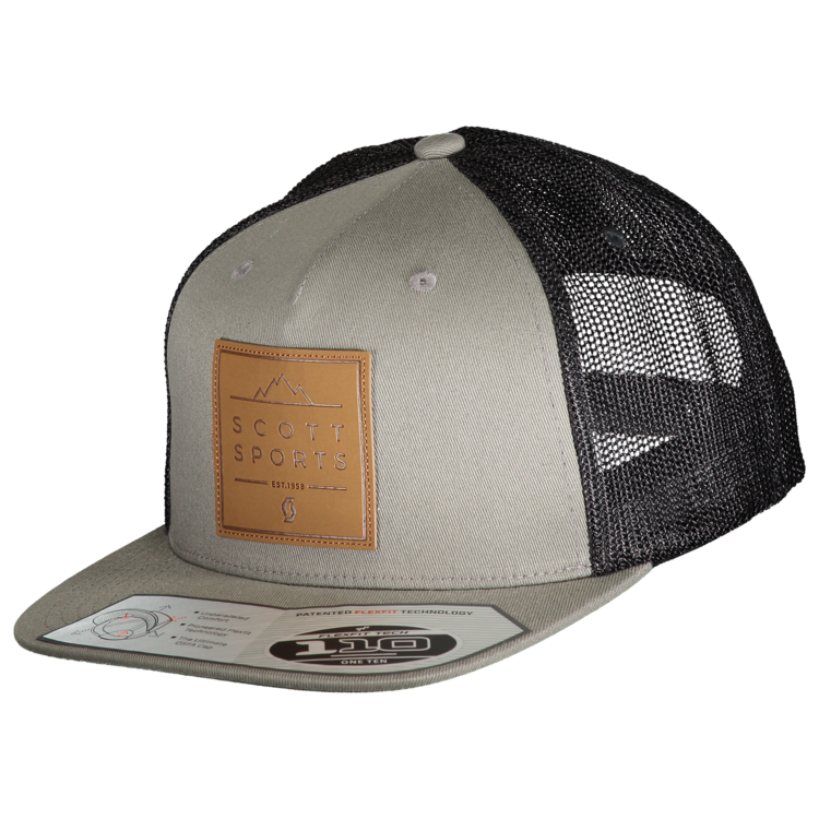 Cappellino Leather Patch