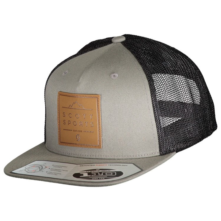 Casquette Leather Patch