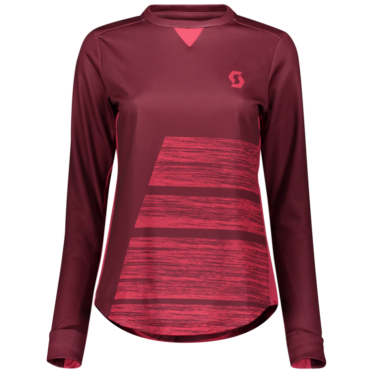Maglia da donna SCOTT Trail AS
