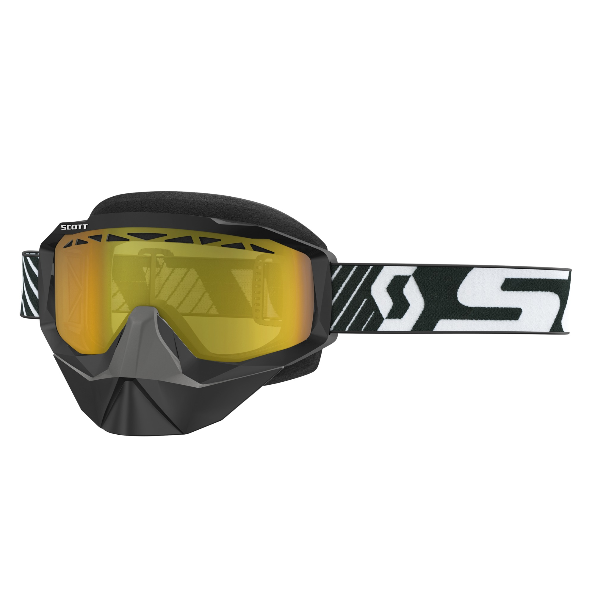 SCOTT Hustle Snow Cross Schutzbrille