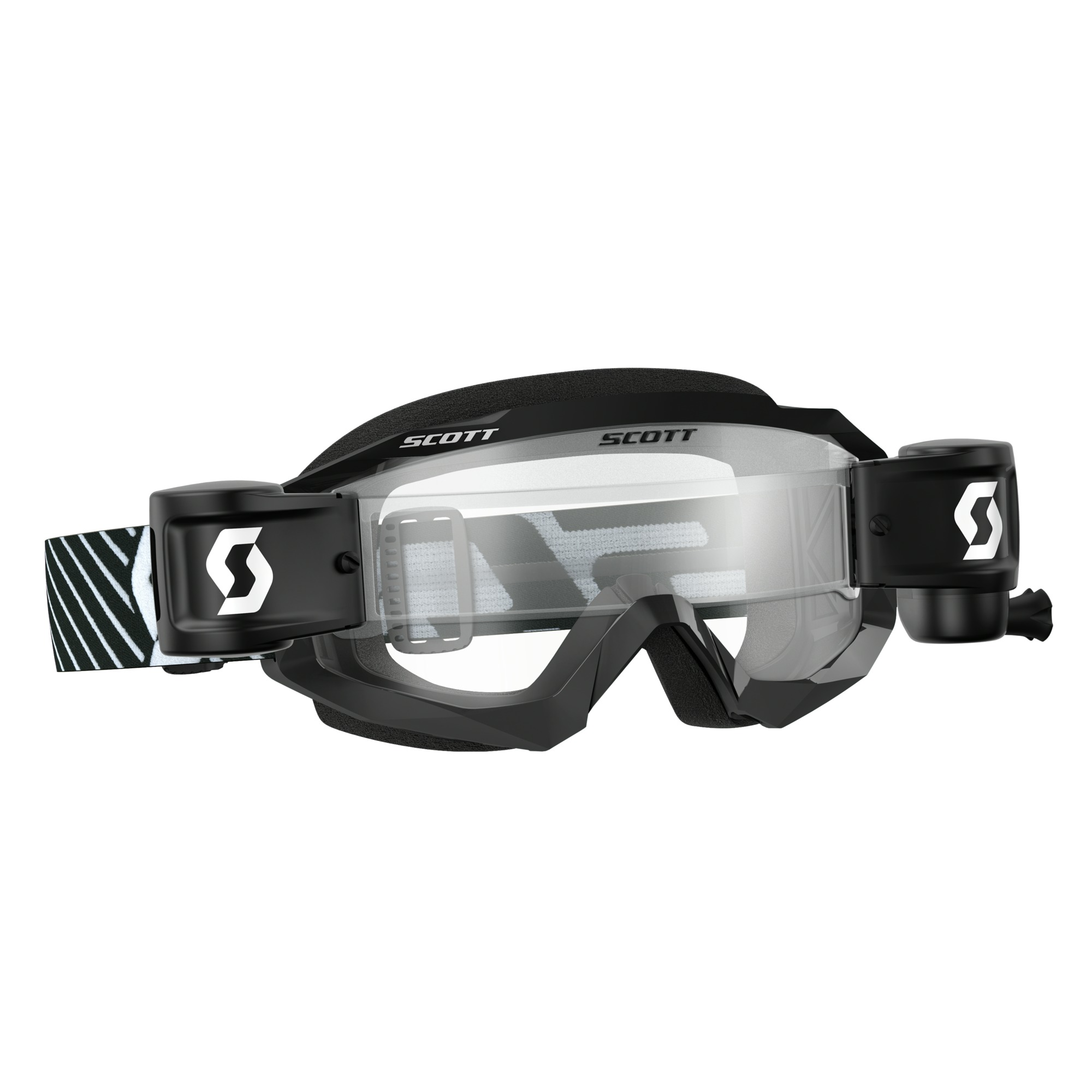 SCOTT Hustle MX WFS Brille