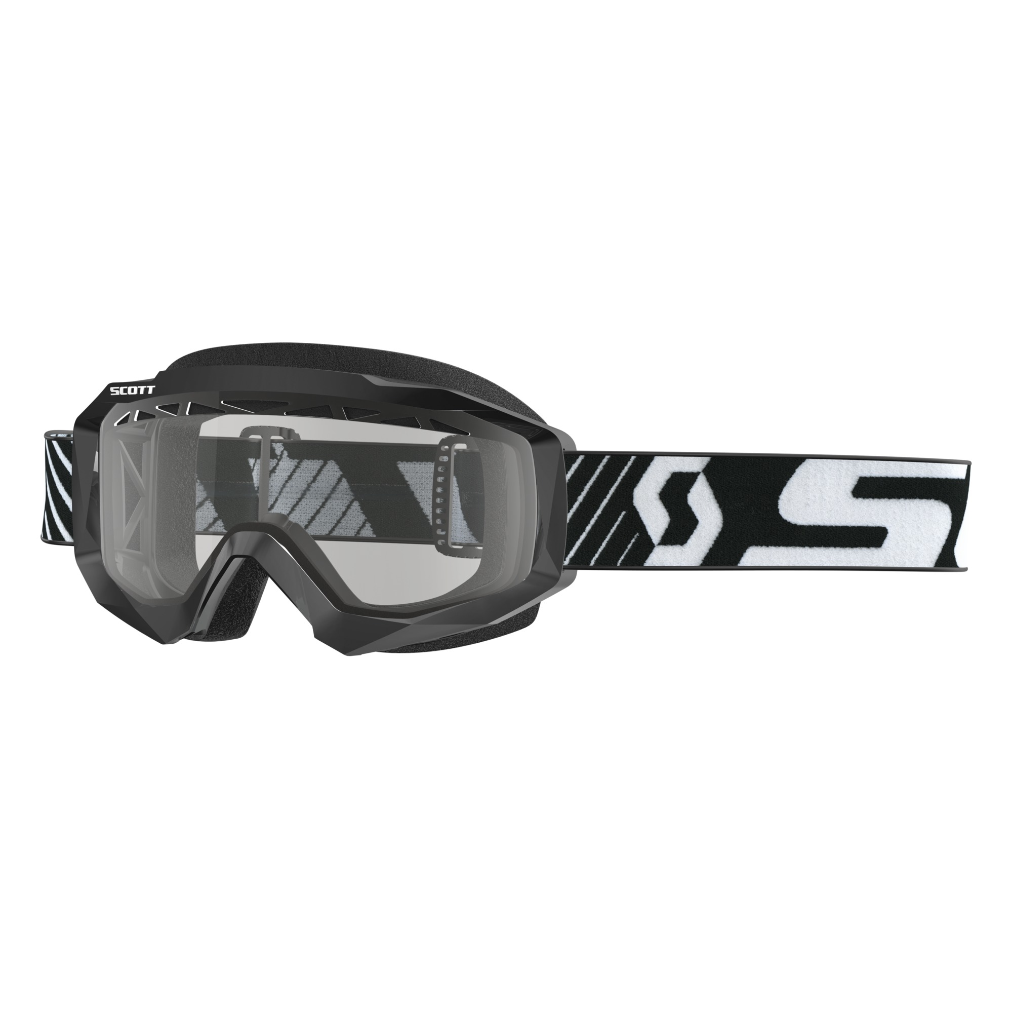 Maschera SCOTT Hustle MX Enduro