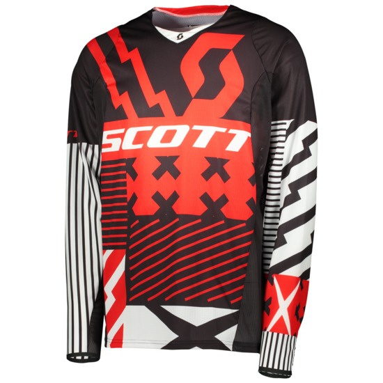 SCOTT 450 Patchwork Trikot
