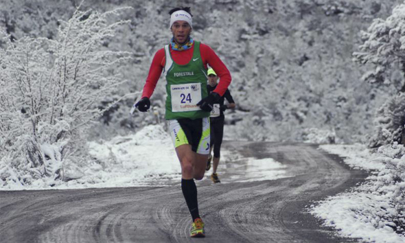 Marco De Gasperi braves the snow and wins Carrera Alto Sil