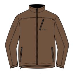 OR Tradecraft Jacket - USA coyote