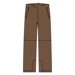 OR Tradecraft Pants - USA coyote