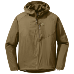 OR Prevail Hooded Jacket - USA coyote