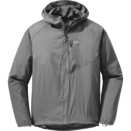 OR Prevail Hooded Jacket - USA mas grey
