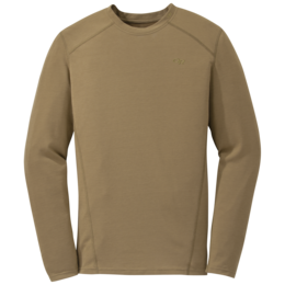 OR Foundation L/S Crew coyote