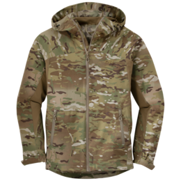 OR Obsidian Hooded Jacket multicam