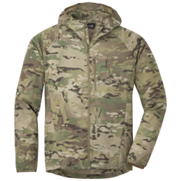 OR Prevail Hooded Jacket multicam