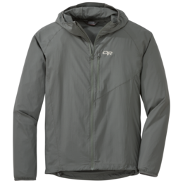 OR Prevail Hooded Jacket mas grey