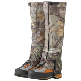 OR Men's Rocky Mountain High Gaiters Rea realtree xtra