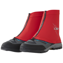 OR Surge Running Gaiters hot sauce
