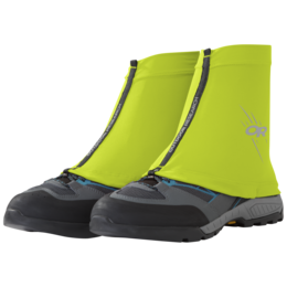 OR Surge Running Gaiters lemongrass