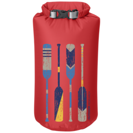 OR Graphic Dry Sack 15L Paddle hot sauce