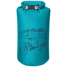 OR Graphic Dry Sack 35L Dirtbag typhoon