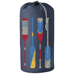 OR Graphic Stuff Sack 15L Paddle dusk