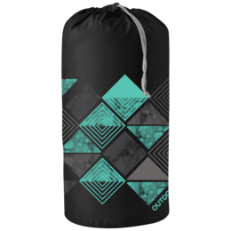 OR Graphic Stuff Sack 20L Abstract Wrap black