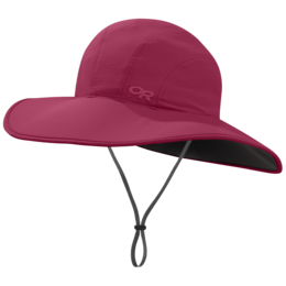 OR Women's Oasis Sun Sombrero raspberry