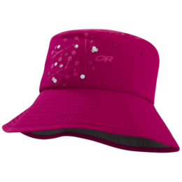 OR Women's Solaris Sun Bucket raspberry