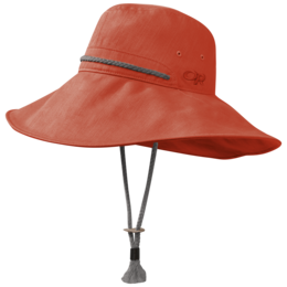 OR Women's Mojave Sun Hat washed paprika