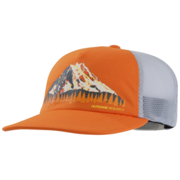 OR Performance Trucker - Trail Run ember