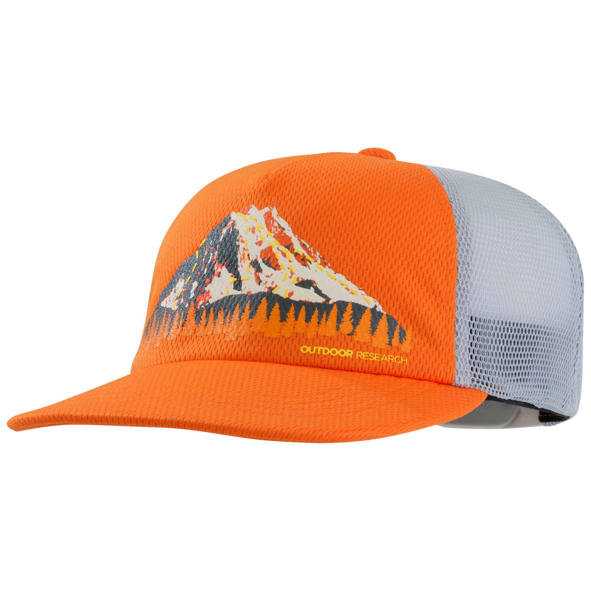 9c4994e70df2f Performance Trucker - Trail Run - ember