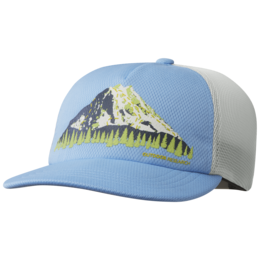 OR Performance Trucker - Trail Run hydrangea