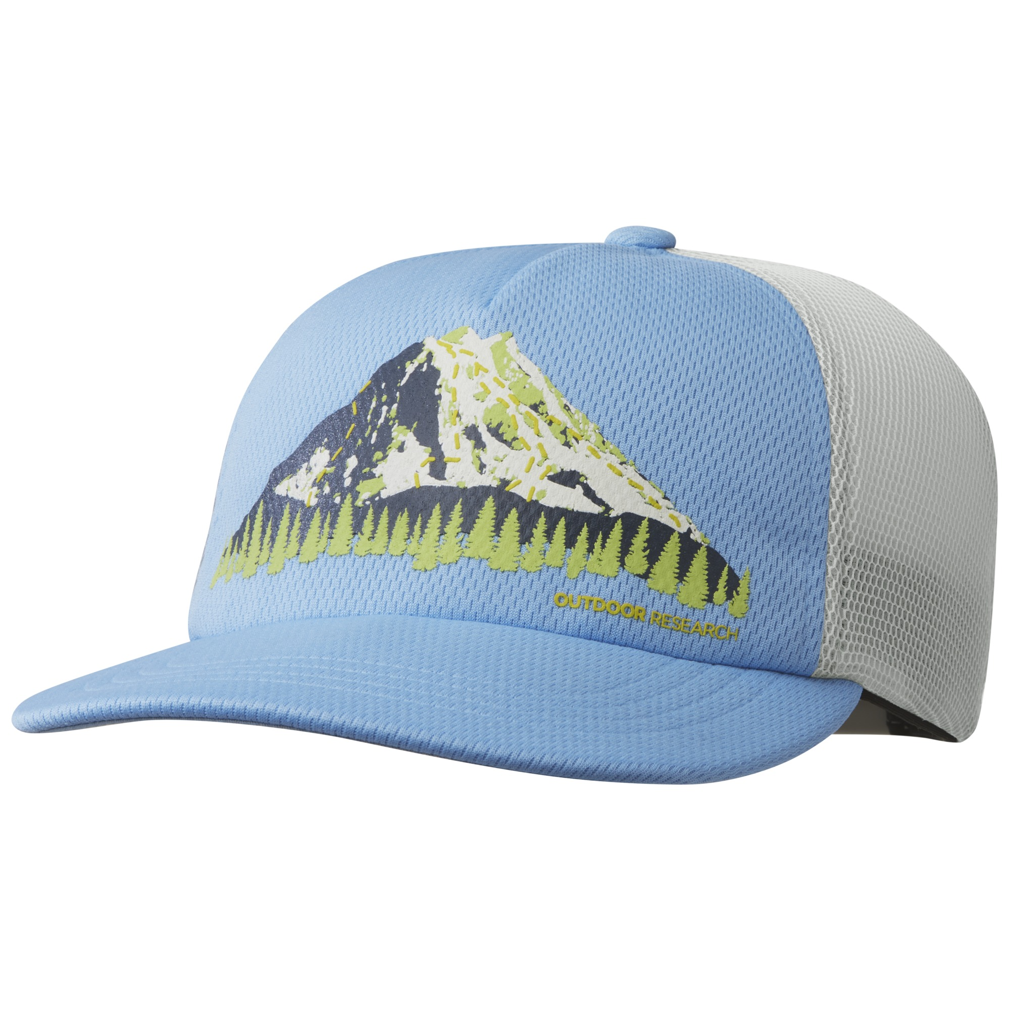 815850a447ec9 Performance Trucker - Trail Run - hydrangea