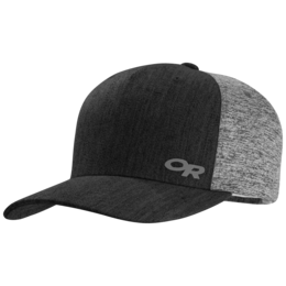 OR She Adventures Trucker Cap black