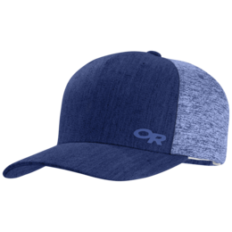 OR She Adventures Trucker Cap baltic