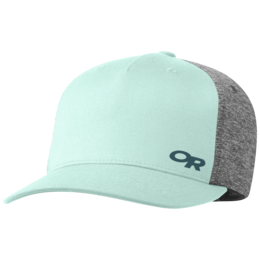 OR She Adventures Trucker Cap washed seaglass