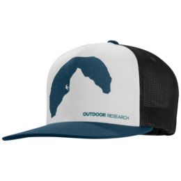 OR Negative Space Trucker Cap vintage