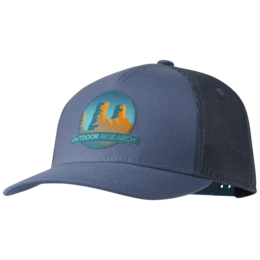 OR Towers Trucker Cap dusk