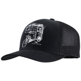 OR Dirtbag Trucker Cap black