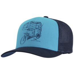 OR Dirtbag Trucker Cap typhoon