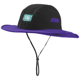 OR Seattle Sombrero Retro black/purple rain