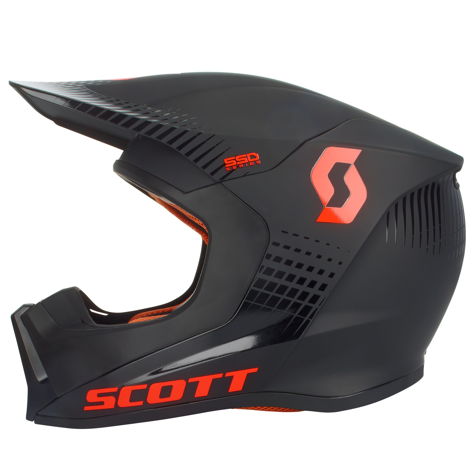 SCOTT Helm 550 Hatch ECE
