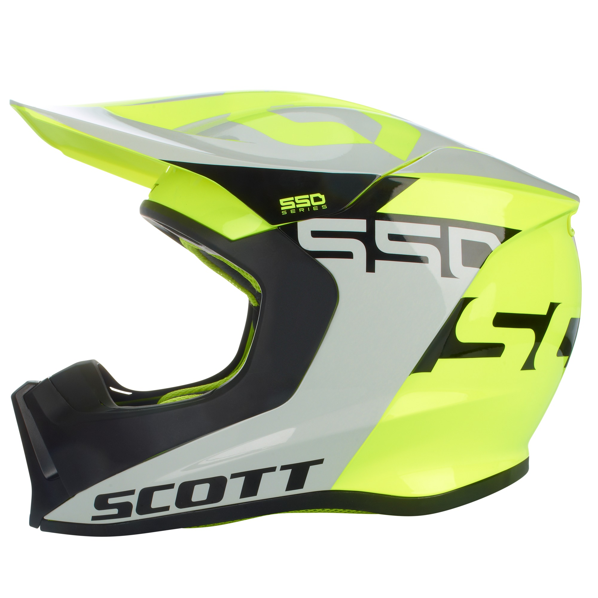 SCOTT 550 Woodblock ECE Helmet