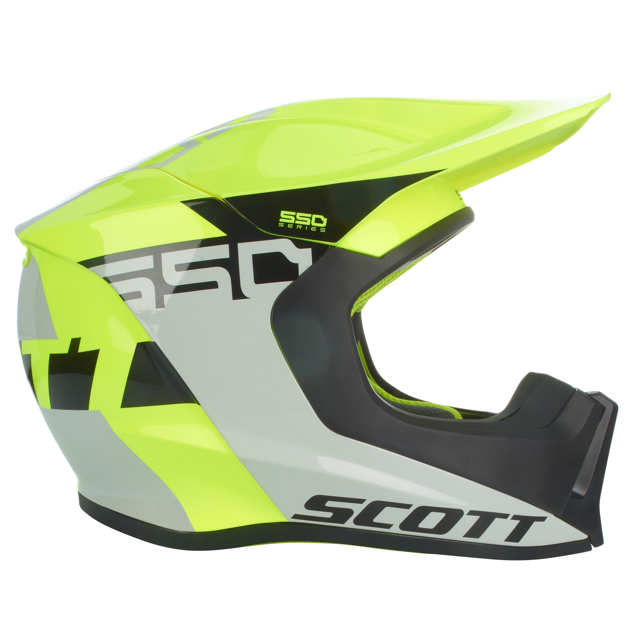 Casco SCOTT 550 Woodblock ECE