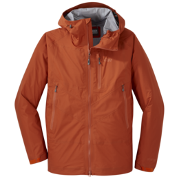 OR Men's Optimizer Jacket burnt orange