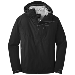 OR Men's Interstellar Jacket black/charcoal