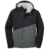 OR Men's Panorama Point Jacket black/charcoal heather