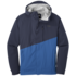 OR Men's Panorama Point Jacket naval blue/cobalt